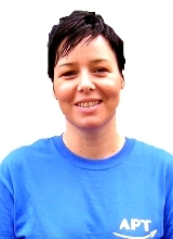 Ilona Nicke-Wagner - Wellnesstrainerin bfz, Nordic-Walking Instructor, Pilatestrainerin